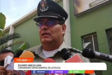 NUEVO COMANDANTE PROMETE BAJAR LOS ÍNDICES DE DELINCUENCIA