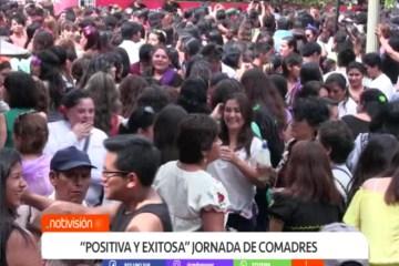 """""""POSITIVA Y EXITOSA"""" JORNADA DE COMADRES"""