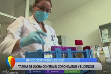 SEDES REFUERZA TAREAS DE LUCHA CONTRA CORONAVIRUS Y DENGUE