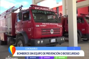 LA UNIDAD DE BOMBEROS REGISTRÓ UN INCREMENTO DE CASOS