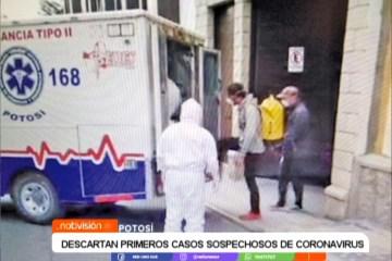 DESCARTAN CASOS SOSPECHOSOS DE CORONAVIRUS EN EL DEPARTAMENTO