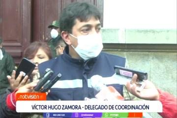 TAREAS DE CUMPLIMIENTO DEL ESTADO DE EMERGENCIA