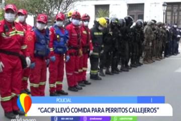 GACIP AYUDÓ A ALGUNOS DE LOS SECTORES MÁS VULNERABLES DE LA POBLACIÓN
