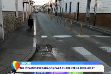 VARIOS SECTORES DEL DEPARTAMENTO CONSIDERAN QUE NO ES CONVENIENTE SUSPENDER LA CUARENTENA