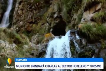 MUNICIPIO BRINDARÁ CHARLAS AL SECTOR HOTELERO Y DE TURISMO