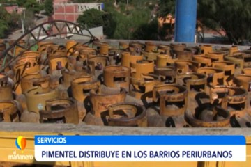 VECINOS PIDEN DISTRIBUCIÓN DE GARRAFAS DE GAS EN BARRIOS