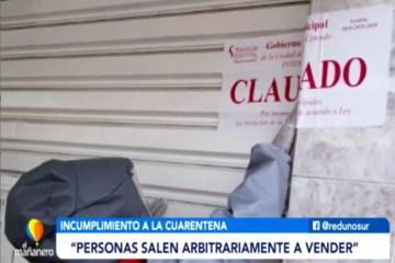 SEIS CARNICERÍAS FUERON CLAUSURADAS EL FIN DE SEMANA