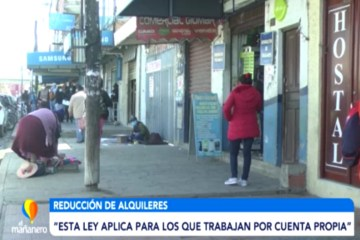 GREMIALES EXIGIRÁN CUMPLIMIENTO DEL 50% EN CASAS Y COMERCIOS