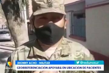 LA GEOREFERENCIACIÓN APOYARÁ CON LA UBICACIÓN DE PACIENTES
