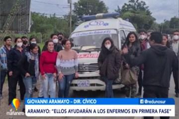 LLEGA EQUIPO MÉDICO DE LA CLÍNICA SANTA RAFAELA