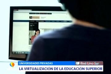 LA VIRTUALIZACIÓN DE LA EDUCACIÓN SUPERIOR