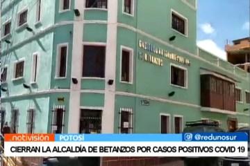 CIERRAN LA ALCALDÍA DE BETANZOS POR CASOS POSITIVOS COVID 19
