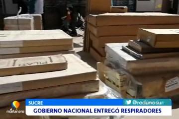 EL GOBIERNO NACIONAL ENTREGÓ UNIDADES DE TERAPIA INTENSIVA