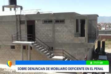 REALIZAN PRUEBA RÁPIDAS A REOS DEL PENAL DE MORROS BLANCOS