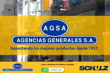 AGENCIAS GENERALES S.A., MÁS DE 63 AÑOS COLABORANDO CON EL DESARROLLO DEL PAÍS