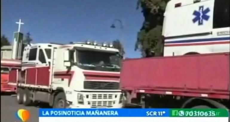POSINOTICIA: LLEGARON LAS AMBULANCIAS DONADAS POR CESSA