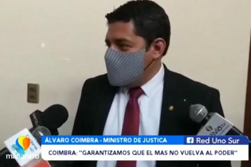 REPERCUSIONES DE LA DECLINATORIA DE CANDIDATURA DE JEANINE ÁÑEZ