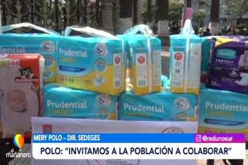 POSINOTICIA: CAMPAÑA DE RECOLECCIÓN DE PAÑALES PARA ADULTOS Y NIÑOS