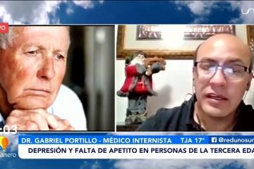 DEPRESIÓN Y FALTA DE APETITO EN PERSONAS DE LA TERCERA EDAD