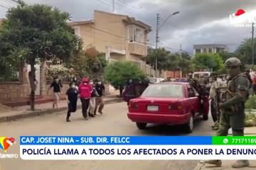 ALLANAN EL DOMICILIO DE LA IMPLICADA EN UN CASO DE ESTAFA MÚLTIPLE