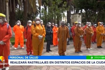 REALIZARÁN RASTRILLAJES EN DISTINTOS ESPACIOS DE LA CIUDAD