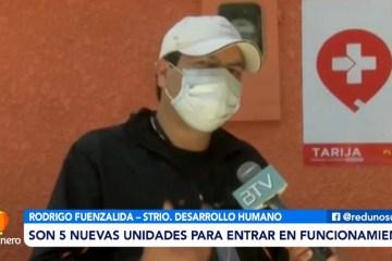 CINCO NUEVAS UNIDADES EDUCATIVAS ENTRARÁN EN FUNCIONAMIENTO