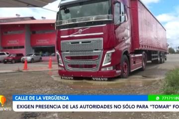 ROTONDA SOINTA SIN ATENCIÓN DE LAS AUTORIDADES
