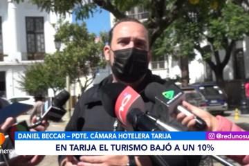 TURISTAS CANCELARON SUS RESERVAS POR AUMENTO DE CASOS COVID