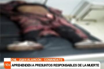 FISCALÍA INVESTIGA LA MUERTE DE UN JOVEN EN OCURÍ