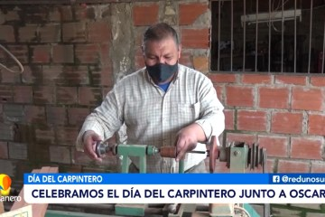 NOTA ESPECIAL POR EL DÍA DEL CARPINTERO