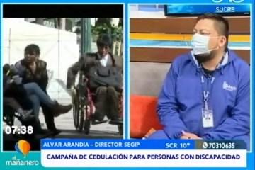 POSINOTICIA: CAMPAÑA DE CEDULACIÓN PERSONAS CON DISCAPACIDAD
