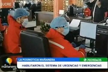 POSINOTICIA: HABILITAN EL SISTEMA DE URGENCIAS Y EMERGENCIAS