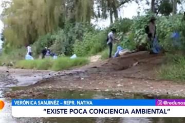 POSINOTICIA: MÁS DE 100 PERSONAS LIMPIARON LAS QUEBRADAS