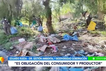 POSINOTICIA: PIDEN REALIZAR CONTROL AL TRATAMIENTO DE RESIDUOS SÓLIDOS