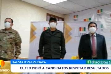 RESUMEN DE LA JORNADA DE SEGUNDA VUELTA