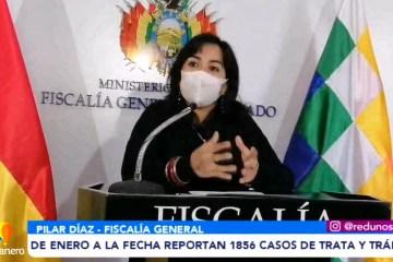 FISCALÍA REPORTA 1.856 CASOS DE TRATA Y TRÁFICO