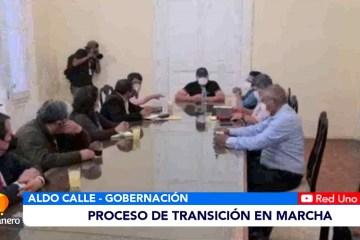 PROCESO DE TRANSICIÓN EN MARCHA