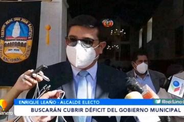 BUSCARÁN CUBRIR DÉFICIT DEL GOBIERNO MUNICIPAL