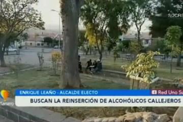 POSINOTICIA: BUSCAN LA REINSERCIÓN DE ALCOHÓLICOS A LA SOCIEDAD