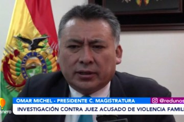 INVESTIGACIÓN CONTRA JUEZ ACUSADO DE VIOLENCIA FAMILIAR
