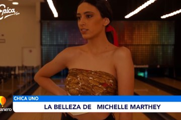 CHICA UNO DE LA SEMANA: MICHELL MARTHEY