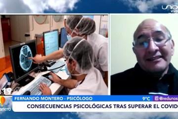 CONSECUENCIAS PSICOLÓGICAS TRAS SUPERAR EL COVID