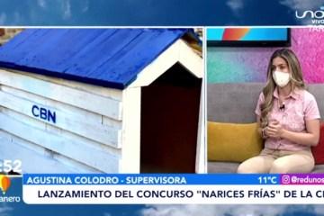 """LANZAMIENTO DEL CONCURSO """"NARICES FRÍAS"""" DE LA CBN"""