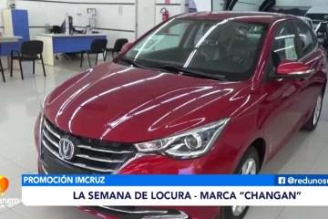 IMCRUZ Y LA SEMANA DE LOCURA DE LA MARCA CHANGAN