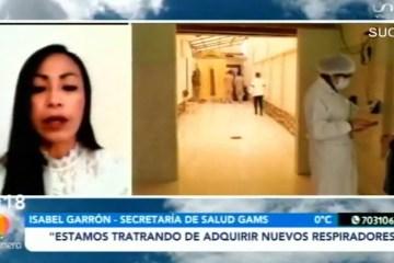 SITUACIÓN DE LOS HOSPITALES COVID DEPENDIENTES DEL MUNICIPIO