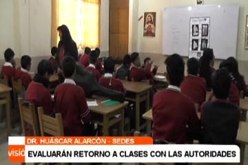 RETORNO PRESENCIAL A CLASES DEBE SER GARANTIZADO