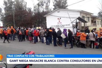 """GAMT NIEGA """"MASACRE BLANCA"""" CONTRA CONSULTORES EN LÍNEA"""
