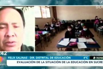 EVALUACIÓN DE LA SITUACIÓN DE LA EDUCACIÓN EN SUCRE