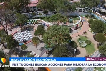 INSTITUCIONES BUSCAN ACCIONES PARA MEJORAR LA ECONOMÍA