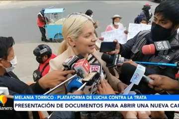 PRESENTACIÓN DE DOCUMENTOS PARA ABRIR UNA NUEVA CAUSA